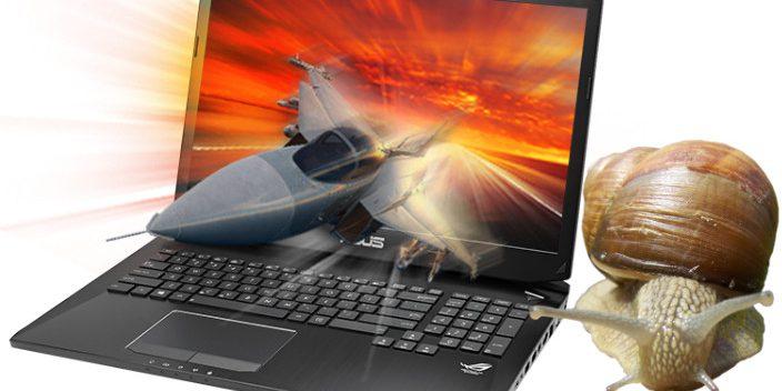 Lassú a gépe? Laptop gyorsítás 4.500 Ft - tól.
